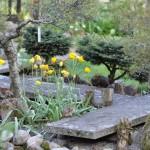 Bryggor av granit