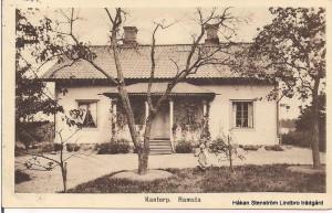 Kantorp Ramsta före 1921 001