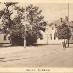 Kantorp kyrkskolan före 1923