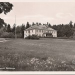 Ålderdomshemmet före 1960
