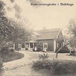 Komministergården i Sköldinge före 1904
