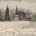 Sköldinge kyrka före 1902