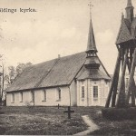 Sköldinge kyrka före 1912