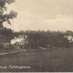 Kantorps folkhögskola före 1912