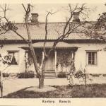 Kantorp Ramsta före 1921