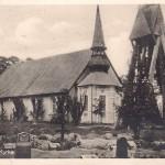 Sköldinge kyrka före 1927